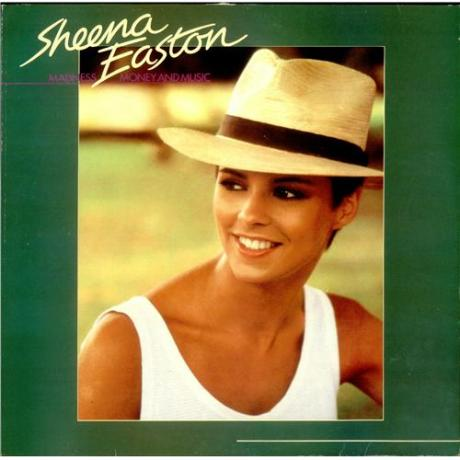 Sheena Easton-Madness Money And Music