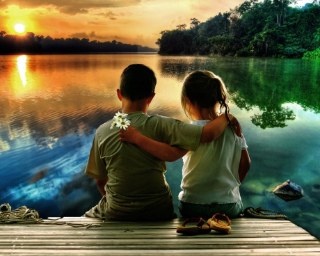 Two-Friend-Celebrate-Friendship-Day-Together-